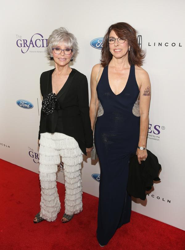 ievement Award Honoree Rita Moreno and Fernanda Fisher