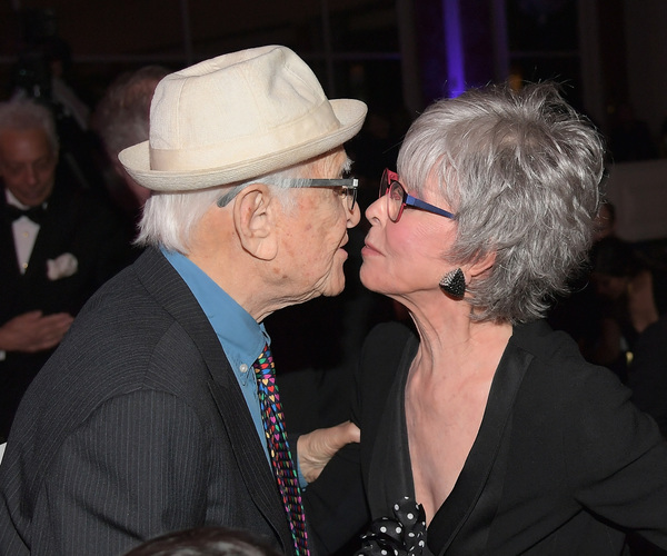 Photo Flash: Rita Moreno, Nick Offerman, Megan Mullally & More Attend the 43rd Annual Gracie Awards