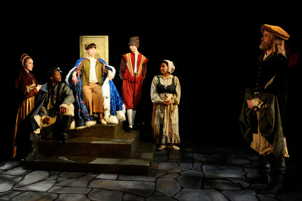 Mattie Hawkinson (as Lady Edith), Steven Wright (as Miles Hendon), Meg Rumsey-Lasersohn (as Edward), Emily Dale White (as Tom), Tai Verley (as Joan Canty), John Basiulis (as Lord Hertford).