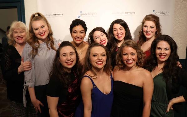 Nancy Voigts, Maeve Cosgriffe, Maria Montero, Anastasia Arnold, Desiree Gonzalez, Mol Photo