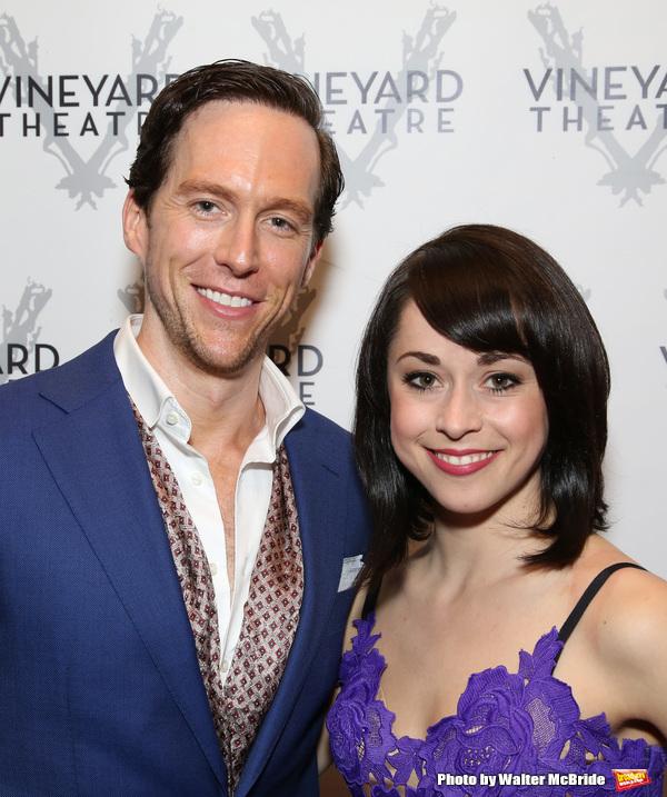 Clifton Samuels and Sara Esty
