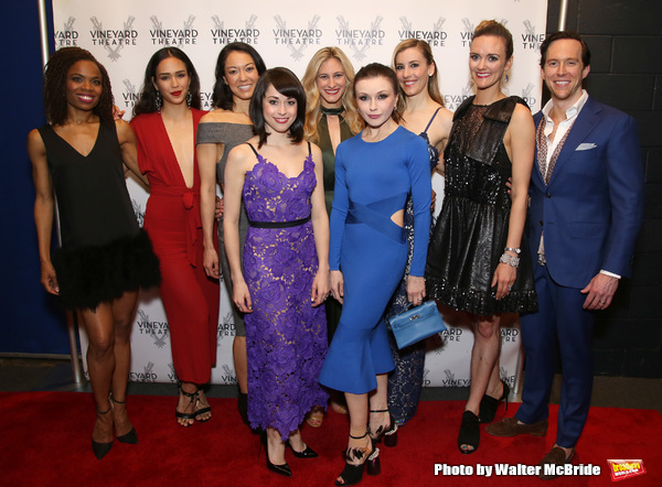 Photo Coverage: Inside the Opening Night Cast Celebration for THE BEAST IN THE JUNGLE