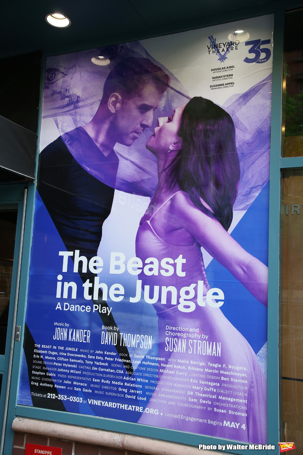 Photo Coverage: On the Red Carpet at Opening Night of THE BEAST IN THE JUNGLE