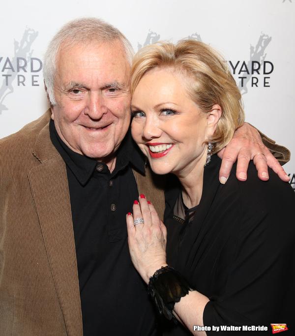 John Kander and Susan Stroman