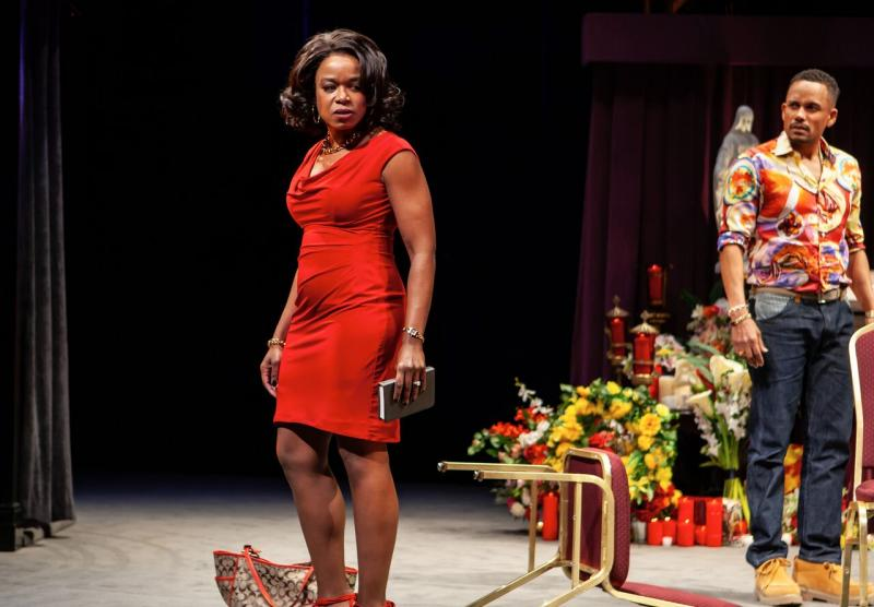 BWW Review: Phylicia Rashad Directs Crackling Revival of Stephen Adly Guirgis' OUR LADY OF 121ST STREET