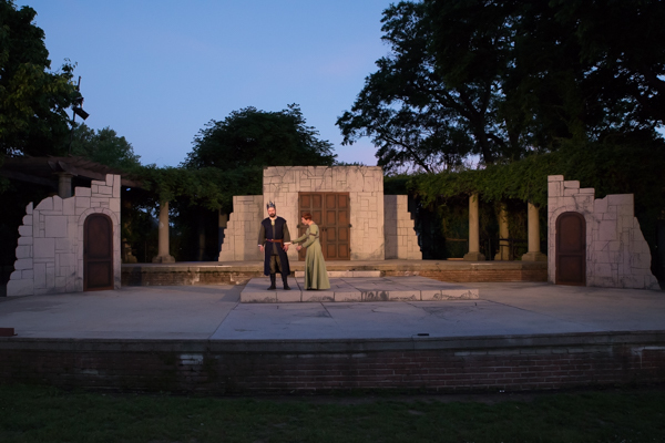 Photo Coverage: First Look at Actor's Theatre of Columbus' MACBETH
