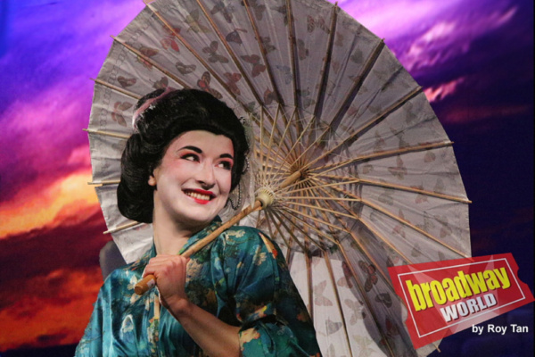 Photo Flash: First Look at TRIOPERAS at the Peacock Theatre