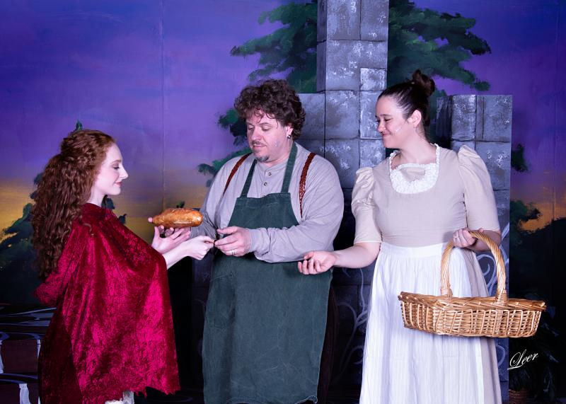 BWW Interview: Chuck Lambert & Sophie Stromberg of INTO THE WOODS at Gettysburg Community Theatre.
