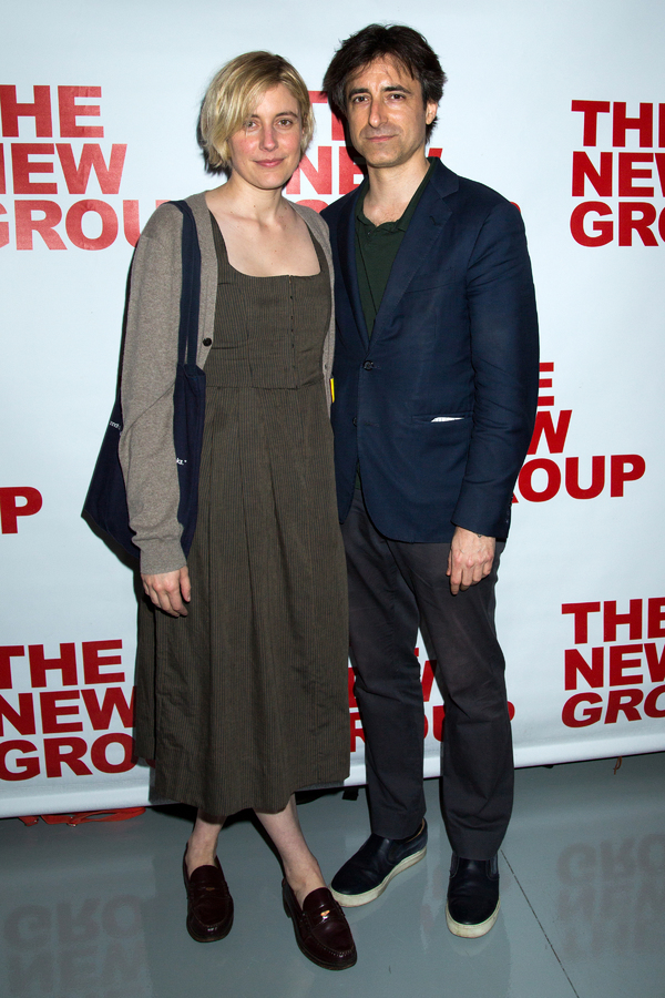 Greta Gerwig, Noah Baumbach