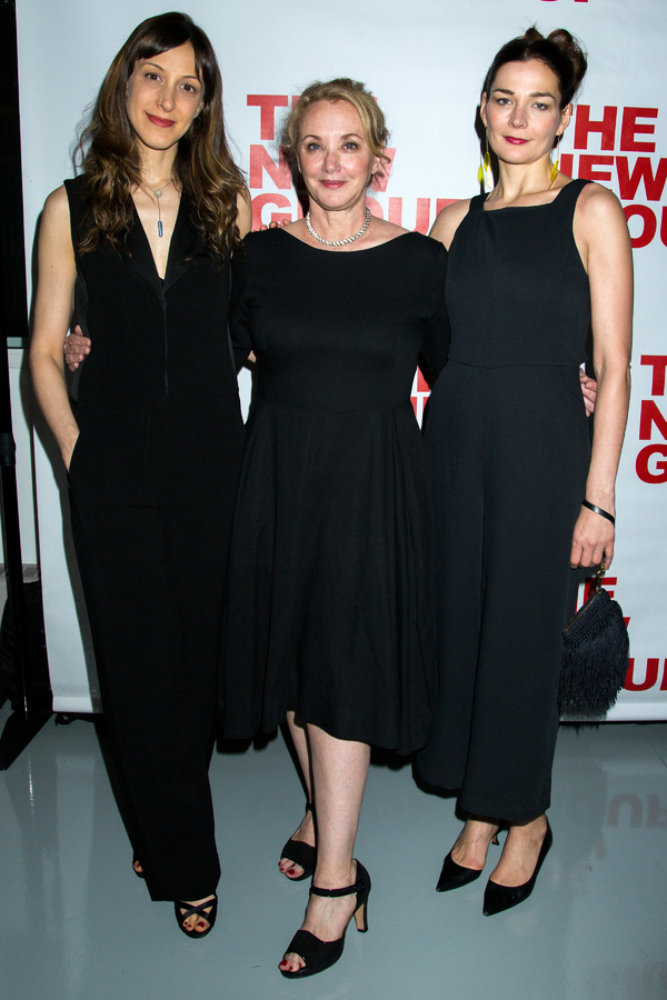 Natalie Gold, J. Smith-Cameron, Heather Burns