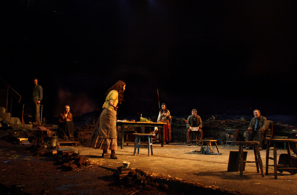 Photo Flash: First Look at TRANSLATIONS at the National Theatre