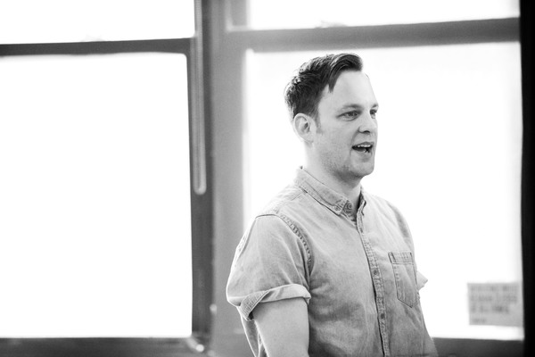 Photo Flash: In Rehearsal with Atlantic's THIS AIN'T NO DISCO