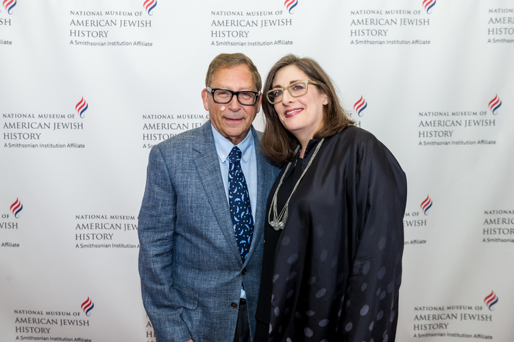 High Res Stuart Weitzman and Ivy Barsky, CEO and Gwen Goodman Director
