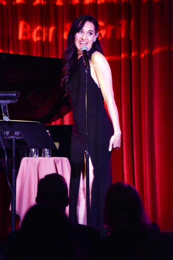 Photo Flash: Tony Winner Lena Hall Rocks Catalina Bar & Grill In Hollywood, CA