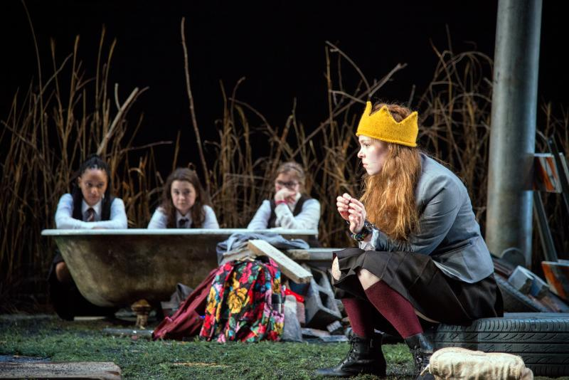 BWW Review: MACBETH at Seattle Repertory Theatre is hauntingly brilliant