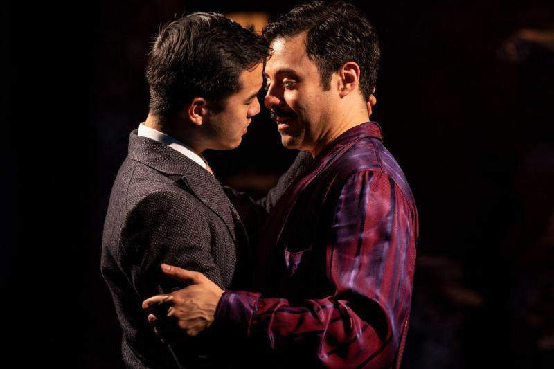 BWW Review: Sexual Sparks Ignite When Tennessee Williams Meets William Inge in Philip Dawkins' THE GENTLEMAN CALLER