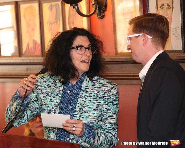 Tina Landau and Kyle Jarrow