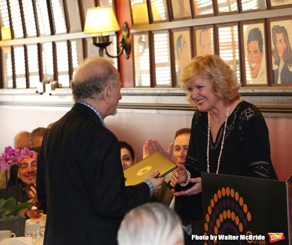 Jonathan Tunick and Christine Ebersole