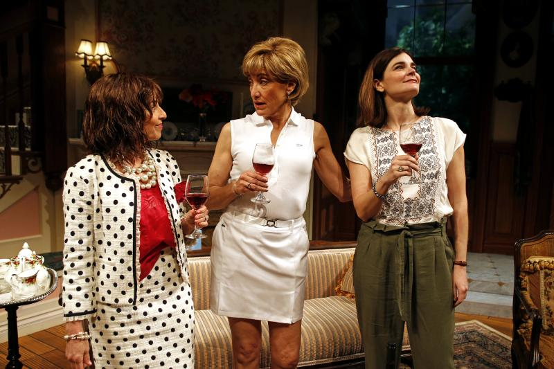 BWW Review: South Coast Repertory Revisits Wendy Wasserstein's THE SISTERS ROSENSWEIG