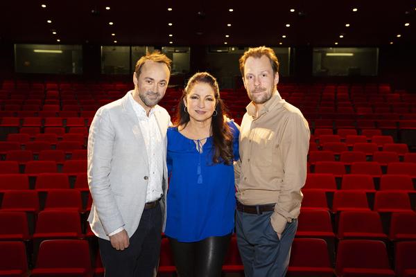 Chris Stafford, Gloria Estefan, Nikolai Foster