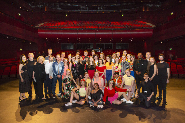 Photo Flash: Leicester's Curve Theatre Holds its Season Preview, Featuring Gloria Estefan and More