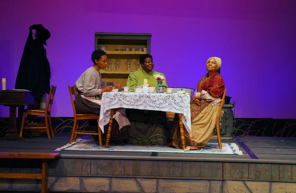 Photo Flash: Bronzeville Arts Ensemble Debuts FLYIN' WEST