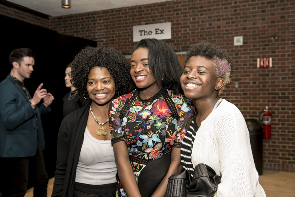 LaChanze,  Celia  Gooding,  and  Guest