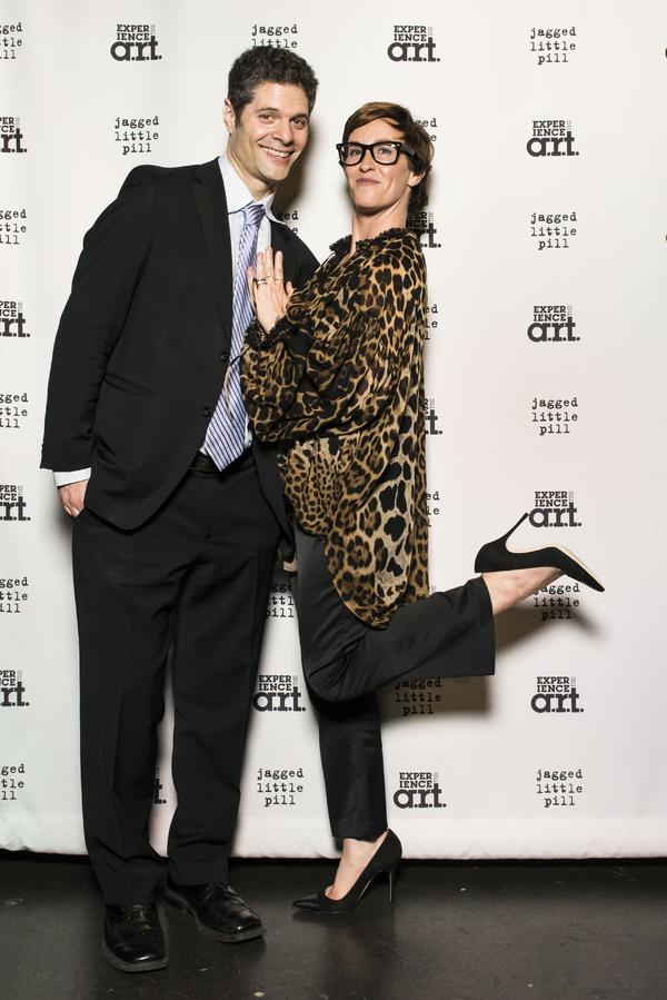 Tom  Kitt  and  Alanis  Morissette