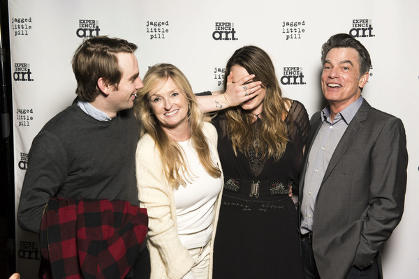 Photo Flash: Alanis Morissette and More Celebrate Opening Night of JAGGED LITTLE PILL