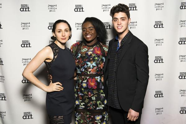 Lauren  Patten,  Celia  Gooding ,  and  Antonio  Cipriano