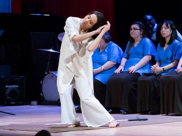 Mana Hashimoto, Dance Soloist, Vocal Soloist
