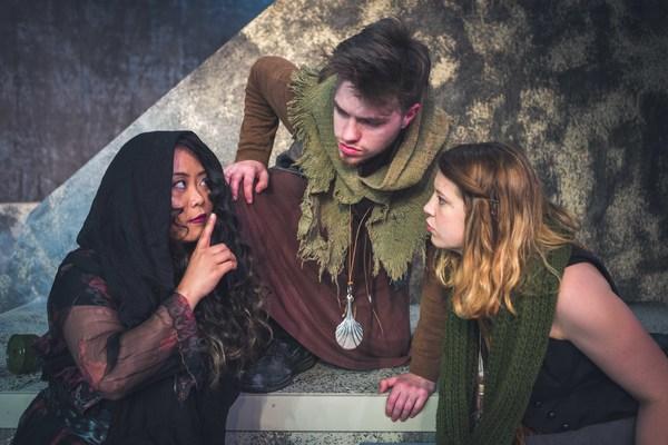 Photo Flash: Tacoma Little Theatre Presents MACBETH