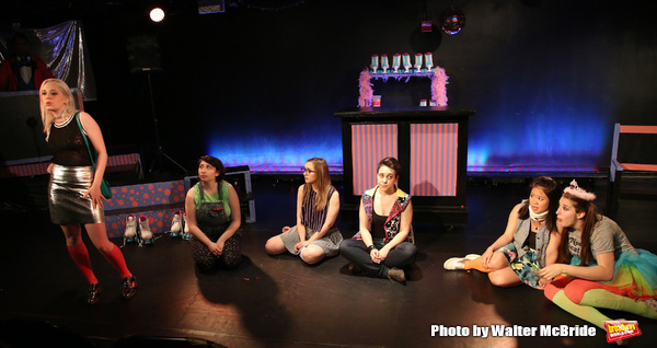 Photo Coverage: The Dare Tactic Presents A ROLLER RINK TEMPTATION
