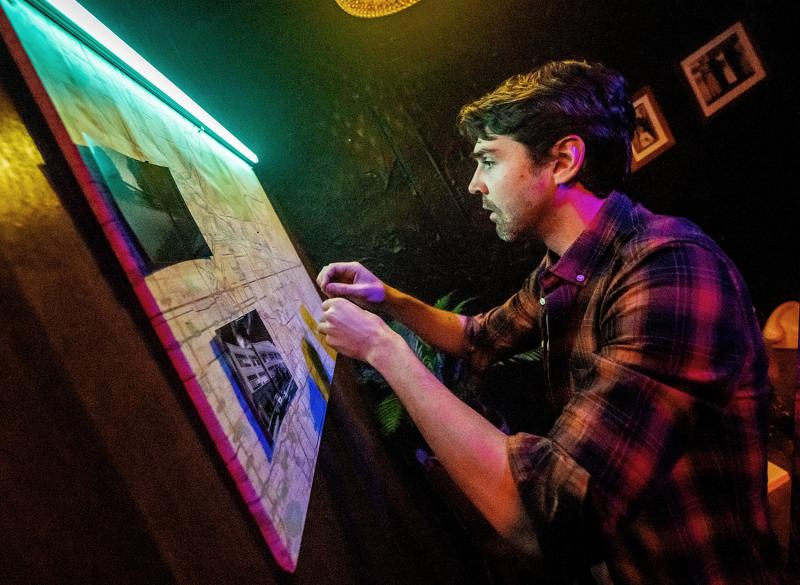 BWW REVIEW: STALKING THE BOGEYMAN Is The Heartbreaking And Harrowing Dramatization of David Holthouse's Personal Experience That Was First Made Public In Print