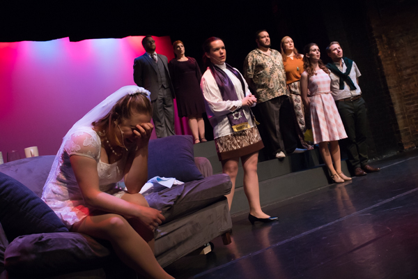 Photo Coverage: First look at SRO's COMPANY