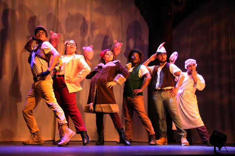 BWW Reviews: SHREK THE MUSICAL  is An Abstract, Surreal Expression of Art