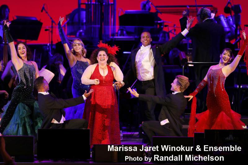 BWW Review: Ever Just As Sure BEAUTY AND THE BEAST - LIVE IN CONCERT - They Can Sing, They Can Dance!
