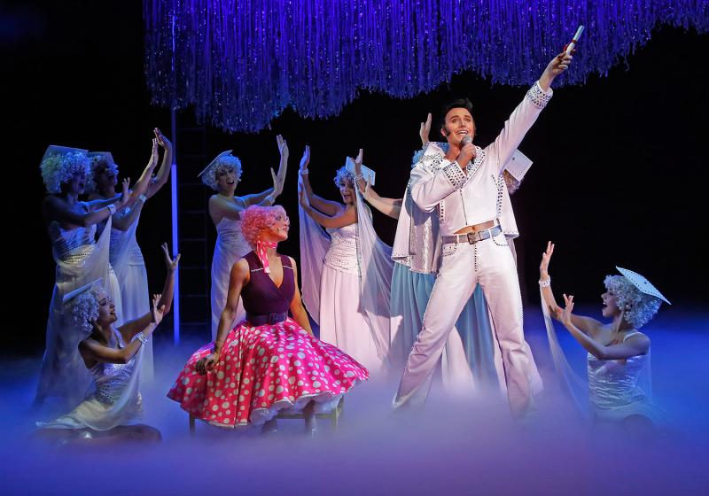 BWW Review: GREASE at Admiralspalast - Grease is Still the Word!