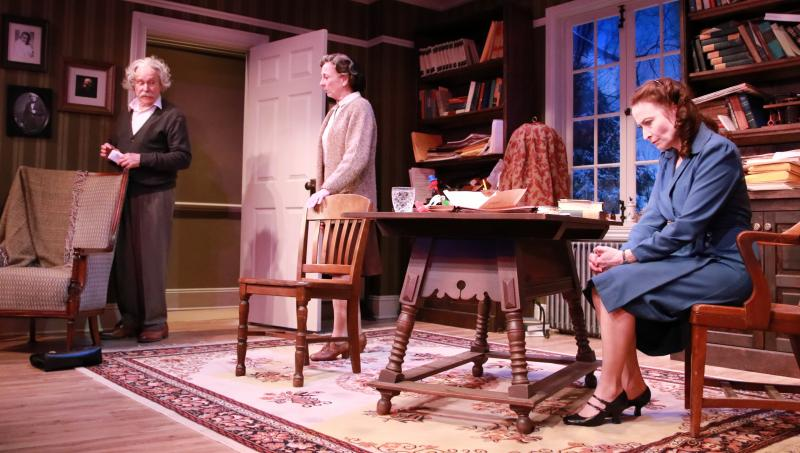 BWW Review: RELATIVITY by Mark St. Germain at Penguin Repertory Theatre