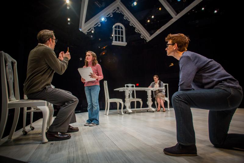 BWW Review: FUN HOME at ARDEN THEATRE COMPANY