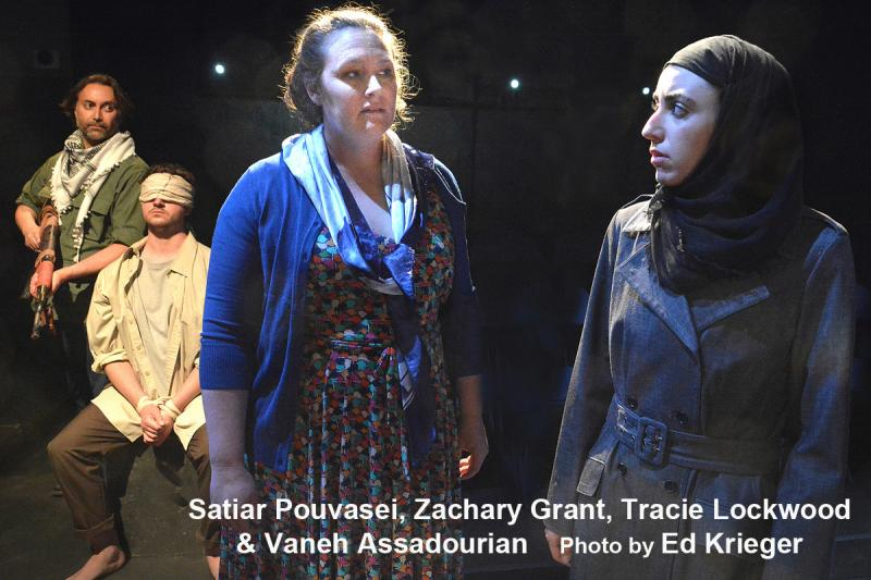 BWW Review: A Gripping, Tension-Packed HOSTAGE Completely Captivates