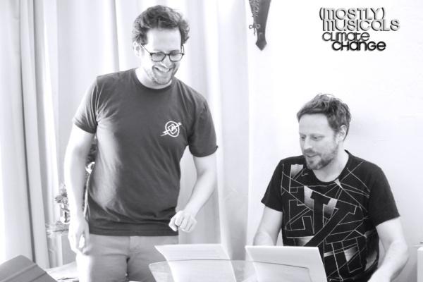 Mark Jacobson and Jake Anthony