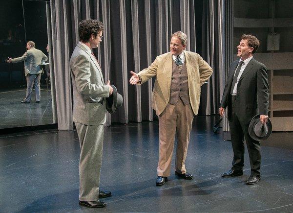 Wayne Alan Wilcox, Jeffrey Bean, Vince Nappo Photo
