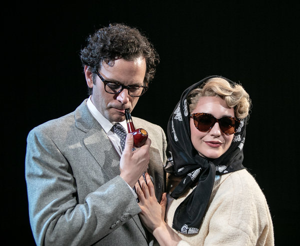 Photo Flash: First Look at FELLOW TRAVELERS at Bay Street Theater