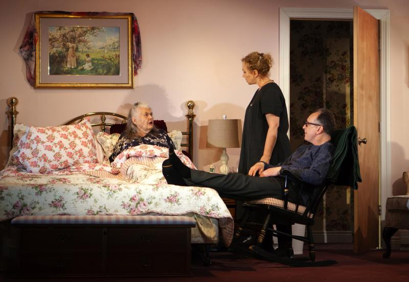 BWW Review:  Lois Smith Brings Tenderness to Darkly Comic Dysfunctional Family Drama PEACE FOR MARY FRANCES
