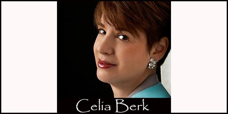 Celia Berk Returns to The Beach Cafe with LOVE IS JUST SAND on June 2