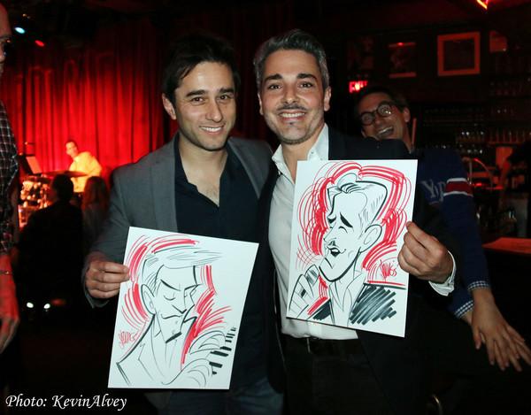 Matt Baker, Eric Yves Garcia