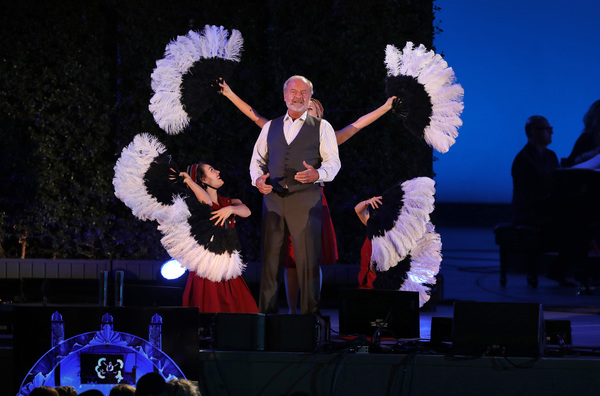 Kelsey Grammer as Lumiere