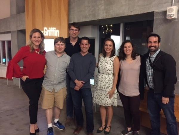 SOUND BITES 5.0 Judges Pictured above: Kristy Cates, Zach Zamchik, Matt Murphy, Ken Cerniglia, Ciera Iveson, Casey McLain, and Stephen Nachamie