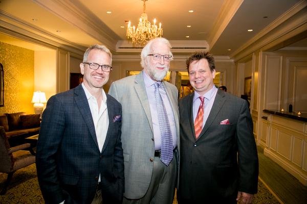 Steve Key, Robert Falls, Joe Faust